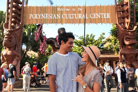 Polynesian Cultural Cnenter