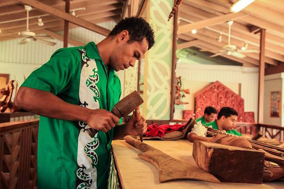 Craft of Polynesia